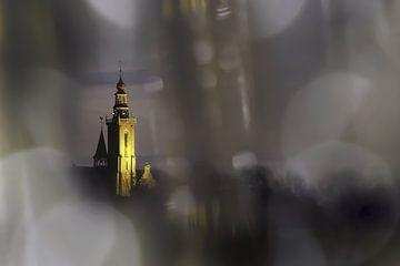 St.Bavokerk Aardenburg van Niek Goossen