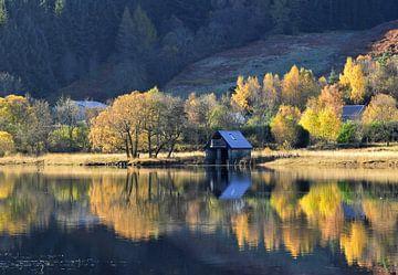 Loch Venachar sur Franke de Jong