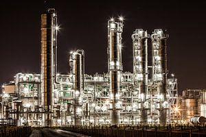 Industrie Botlek @ Night van Koen Mol