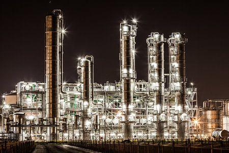 Industrie Botlek @ Night