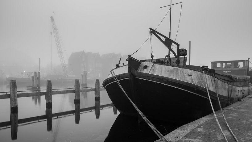 Haarlem docklands van Scott McQuaide