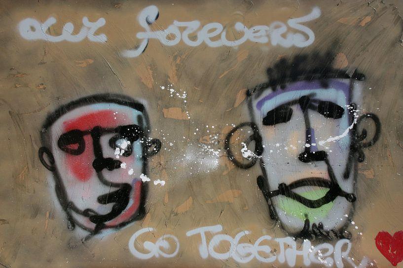 Our Forevers go together van Toekie -Art