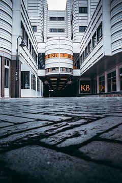 Königliche Bibliothek Den Haag von Chris Koekenberg