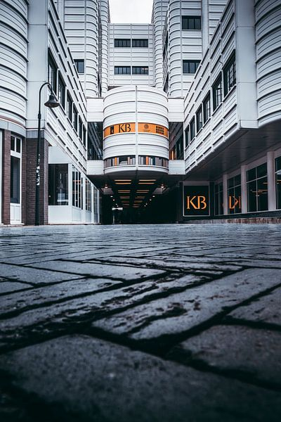 Bibliothèque royale de La Haye sur Chris Koekenberg