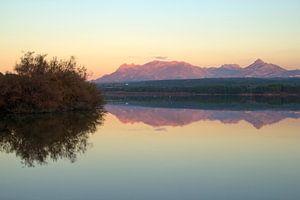 Mountain Reflection Cubillas