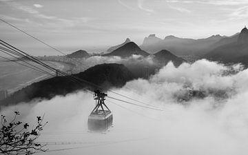 Rio kabelbaan van Merijn Geurts