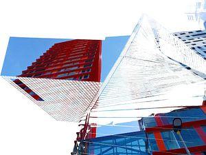 Calypso Rotterdam vs Haaietand & NN-Gebouw