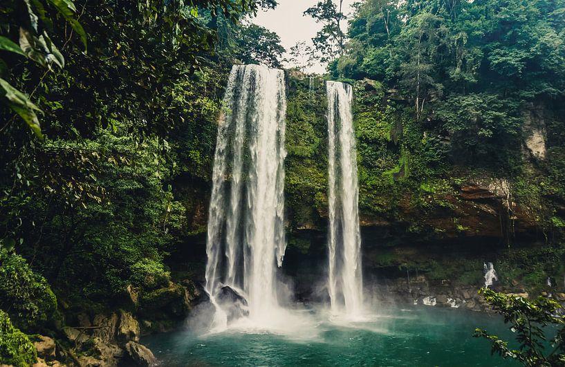Misol Ha watervallen van Joris Pannemans - Loris Photography