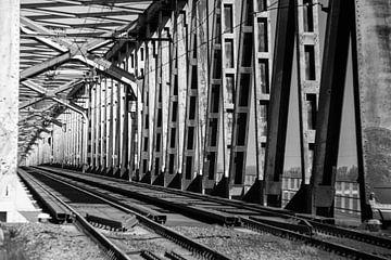 Spoorbrug Dordrecht van Kuifje-fotografie
