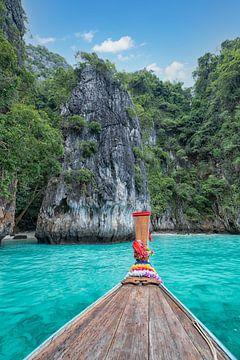 Phi Phi Lagoon van Bernd Hartner