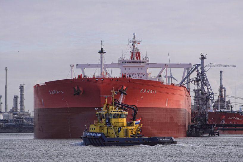 Port of Rotterdam van Peet de Rouw