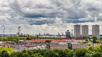 Sparta Rotterdam | Stadion Sparta Rotterdam sur MS Fotografie | Marc van der Stelt