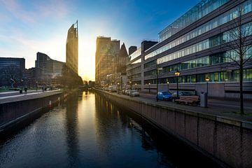 Den Haag zonsopgang van Digikhmer