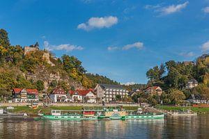 health resort Rathen, Saxony van
