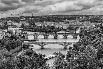 Bruggen van Praag van Hans Vos Fotografie