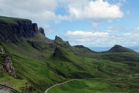 De Quiraing, Isle of Skye