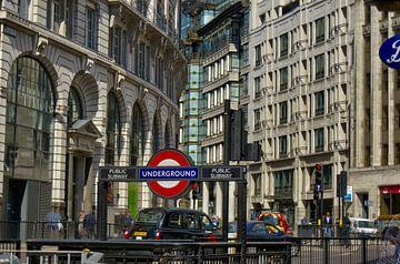 HDR opnamen in Engeland (Londen en Guildford) van Rob van Keulen