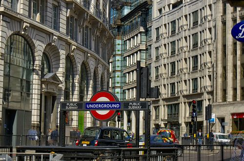 HDR opnamen in Engeland (Londen en Guildford) von Rob van Keulen