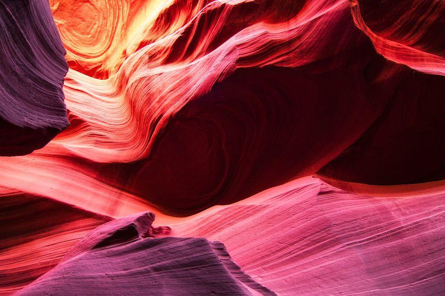 USA Canyons van Jaap van Lenthe
