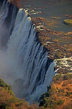 Victoria Falls Zambia van