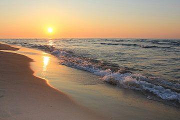 Ein schöner Abend von Ostsee Bilder
