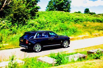 Rolls-Royce Cullinan van Merlijn Viersma