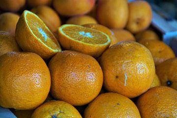 Sinaasappelen markt Loix van Maurits Bredius