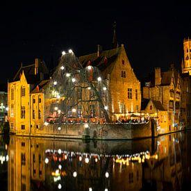 Kerst in Brugge van Vincent Willems
