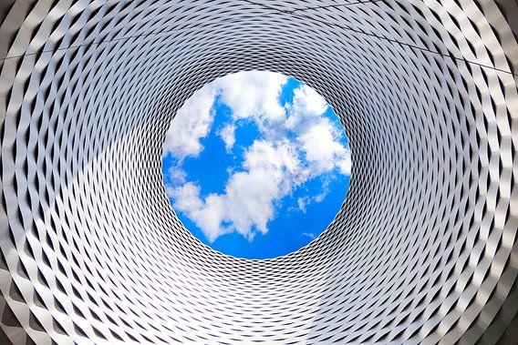 Gat in het dak, Bazel van Pieter Bos