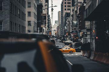 Taxi! van Mark de Rooij