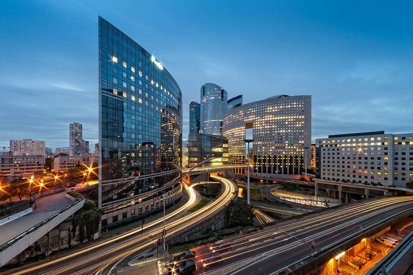 This is La Défense / Parijs van Rob de Voogd / zzapback