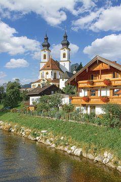 Aschau im Chiemgau von Peter Eckert