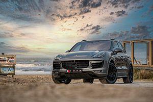 Porsche Cayenne van Otof Fotografie