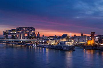 Rheinauhafen Keulen van Jens Korte