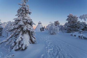 Fins Lapland sur Luc Buthker