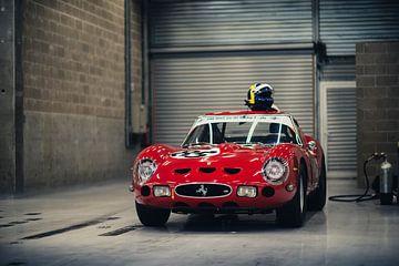 250 GTO van Ansho Bijlmakers