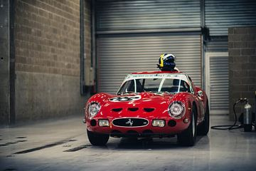 250 GTO von Ansho Bijlmakers