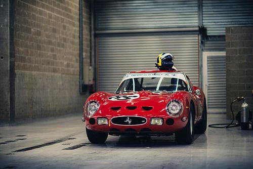 250 GTO van