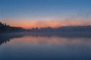 Het meer in de ochtend van Marc-Sven Kirsch