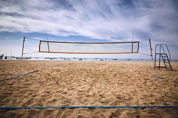 Volleyball von Graham Forrester