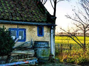 Old Farm van