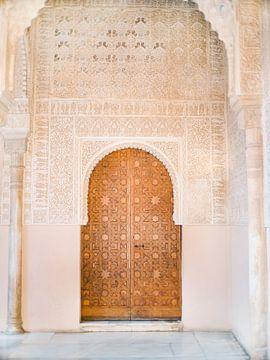 Alhambra Grenade sur Raisa Zwart