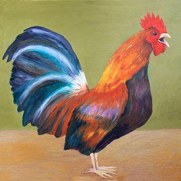 Rooster sur Andrea Meyer