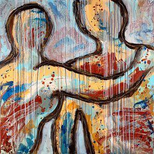 Tu colores ma vie sur ART Eva Maria