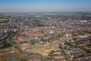 Luftaufnahme Maastricht von Aron Nijs