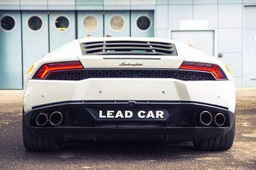 Lamborghini Huracan Lead Car sur Davy Vernaillen