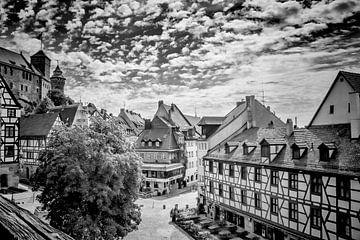NUREMBERG Old Town Overview sur