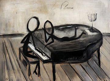 piano sur Christin Lamade