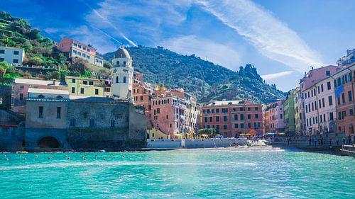 Vernazza Italy von Justin Travel