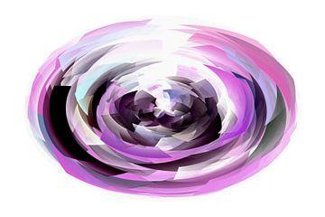 Ovala viola kubismo